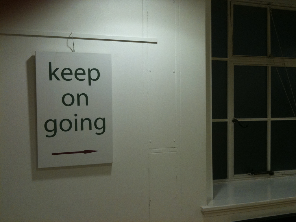 Keep On Going Picture