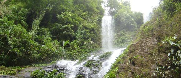 Mindoro Waterfall