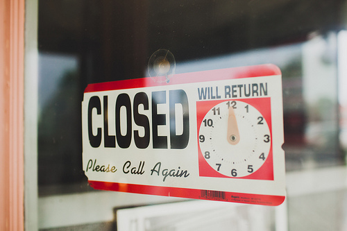 Keep A Closed Door